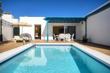 Villa en Puerto del Carmen - Villa Lapa, Sol - Playa - Piscina