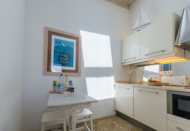 Apartment in El Golfo - Abuelos, Sea Views with the best sunset in El Golfo