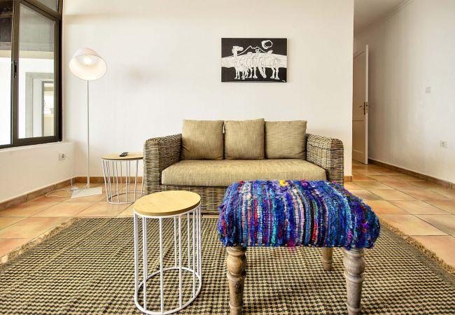 Apartment in Las Caletas - Casa Océano 1, Sea Front Apartment