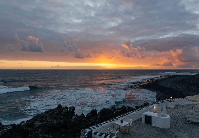 Studio in El Golfo - Estudio Andrea, the best sunset in El Golfo